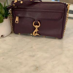 Rebecca Minkoff Mac Plum Crossbody Bag